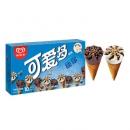 WALL'S 和路雪 香草&巧克力口味 迷你可爱多甜筒 10支装 200g *11件 103.5元包邮(双重优惠)¥104