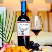 Montes 蒙特斯 经典系列 梅洛红葡萄酒 750ml *8件 379.2元包邮