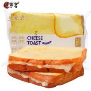 兰象岩 乳酪吐司夹心面包500gx2件   折5.4元/件10.8元包邮