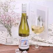 德国原瓶进口,彼得美德 铂金系列 圣母之乳 半甜白葡萄酒750ml
