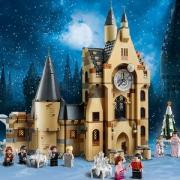 LEGO 乐高 哈利波特系列 霍格沃茨钟楼 75948