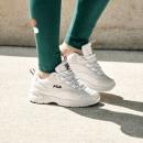FILA 斐乐 RAY系列 女士复古运动鞋299元包邮包税(需拼团)