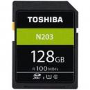 TOSHIBA东芝N203SDXCUHS-IU1C10SD存储卡128GB99元包邮