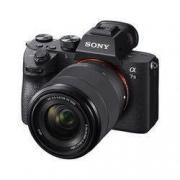 SONY索尼ILCE-7M3K(A7M3)全画幅微单套机(28-70镜头)