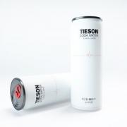 Tieson 天向 白罐 西柚味弱碱电解质水 运动饮料 310ml*6罐 12.8元包邮