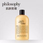 Philisophy 自然哲理 泡泡洗发沐浴露 香草香型 480ml