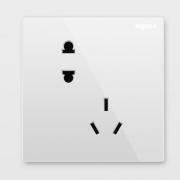 TCL-legrand 罗格朗 仕典系列 正/斜五孔插座 8.9元包邮