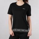 Adidas 阿迪达斯 NEO 2018夏季 女子T恤 CV7325秒杀价89元