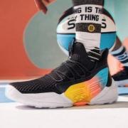 ANTA安踏91911123男款篮球鞋220元包邮(需用券)