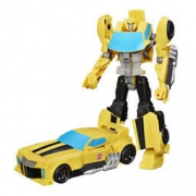 Hasbro 孩之宝 玩具 变形金刚 塞伯指挥官 大黄蜂 B1294 *2件 198元包邮(需用券,合99元/件)