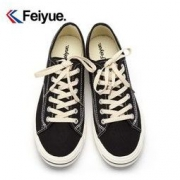feiyue 飞跃 DF/1-621 中性开口笑帆布板鞋 69元包邮(需用券)69元包邮(需用券)