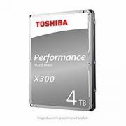 Toshiba 东芝 X300系列 4TB 3.5英寸台式机硬盘(HDWE140AZSTAU) 757.76元+69元含税直邮约827元