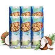 HydroCoco印尼进口天然椰子水250ml*6瓶*11件