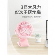JU BAI YI 小风扇 可充电 小型USB 14.9元包邮(需用券)14.9元包邮(需用券)