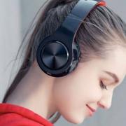 首望 L6X 头戴式无线蓝牙耳机 29.9元包邮 历史低价