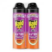 Raid雷达杀虫气雾剂香甜橙花550ml*2瓶22.9元