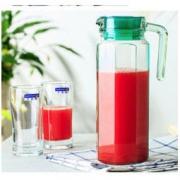 Luminarc 乐美雅 玻璃凉水壶 1.1L 14.9元包邮(需用券)