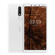 Nokia 诺基亚 3.1Plus  全网通4G双卡手机 3GB+32GB 白色 629元包邮(需用劵)629元包邮(需用劵)