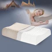 AiSleep睡眠博士臻梦系列释压按摩乳胶枕*3件