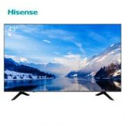 Hisense 海信 H43E3A 43英寸 超高清4K HDR 液晶电视 1649元包邮(需用券)1649元包邮(需用券)