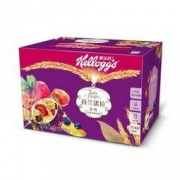 KELLOGG'S 家乐氏 谷兰诺拉 水果燕麦麦片 490g 19.9元包邮(需用券)