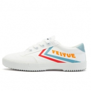 feiyue 飞跃 少女心系列 女子帆布鞋 *3件 123.9元包邮(合41.3元/件)¥124
