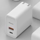 BASEUS 倍思 飞速系列 BS-CH905 30W Type-C+USB 充电器 (QC3.0、PD) *2件104.5元(合52.25元/件)