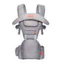 Fisher-Price 费雪 FP-003 婴儿腰凳背带 时尚灰 +  149元包邮149元包邮