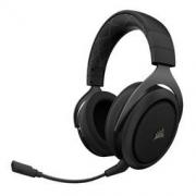 CORSAIR 美商海盗船 HS70 Wireless PC头戴式无线耳机 虚拟7.1声道 黑色 469元包邮