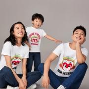 HLA 海澜之家 大闹天宫系列 中性款T恤 *4件 252元(需用券,合63元/件)¥252