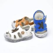 wua.wua 男童软底凉鞋23.9元包邮