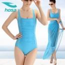 hosa 浩沙 女士连体泳衣 多款新低29元包邮(需领券)
