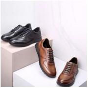 京东PLUS会员: 京东京造 男士商务休闲鞋 269元包邮269元包邮