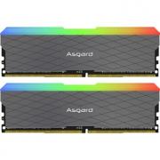 Asgard 阿斯加特 洛极W2系列 DDR4 3200频 台式机内存 16GB (8Gx2)套装 599元包邮