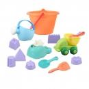 beiens 贝恩施 儿童沙滩玩具 14件套 *2件 37元(合18.5元/件)¥37