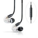 Shure 舒尔 SE215-CL-UNI 入耳式线控通话 透明色 499元包邮499元包邮