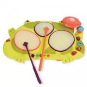 B.toys青蛙鼓打击乐器玩具