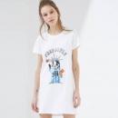 MAXWIN 马威 女士短袖连衣裙49元包邮(需用券)
