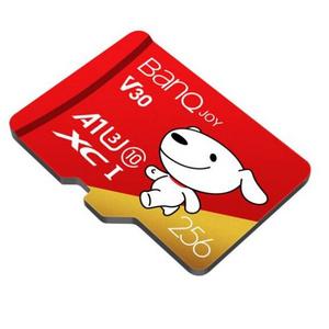 京东JOY联名款,BanQ U3 Class10 A1 V30 TF存储卡 256GB