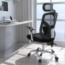 18日0点:SIHOO 西昊 M56 人体工学电脑转椅 黑色349元包邮