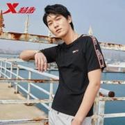 XTEP特步881229019017男士短袖T恤