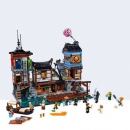 LEGO 乐高 Ninjago 幻影忍者系列 70657 幻影忍者城市码头1511.3元包邮(下单7折)