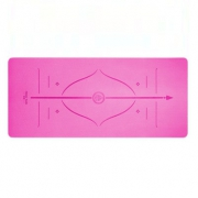 峰燕 FY0750 tpe防滑瑜伽垫 24.9元包邮(需用券)¥25