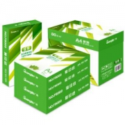 GuangBo广博F80605超赞A4复印纸80g500张/包5包装