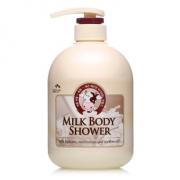 所望 韩国牛奶沐浴露沐浴液家庭装 券后¥49¥49