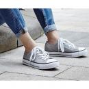 VANCL 凡客诚品 1088867 中性款帆布鞋 *2件 127元(需用券,合63.5元/件)¥127