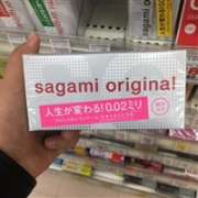 Sagami Original 相模002超薄避孕套sagami安全套 20只家庭装降至2202日元+定期购9折