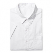 2件 凡客诚品 男士 短袖 纯棉衬衫127元