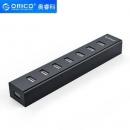 Orico 奥睿科 7口usb分线器11.9元包邮(需用券)