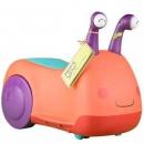 B.Toys比乐瓦格利学步车蜗牛骑乘车滑步扭扭车136元包邮